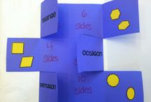 Math foldables / by Stacey Marie