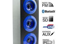 Reproductores Joybox Biwond / Joybox te permite la reproducción desde cualquier medio , Bluetooth , Micro SD, AUX (jack 3.5mm) y USB 2.0. Reproduce tu música o amplifica el sonido de tus vídeos a través de JoyBox , proporcionándote el volumen y la calidad que buscas.