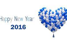 Happy New Year 2016 & it's Happenings.
