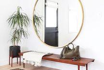 Miroirs salon