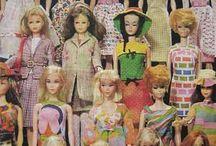 Barbies / by Kathy Perkinson