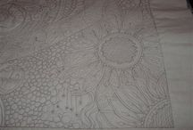 Zentangle Quilting