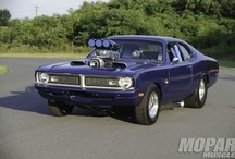 MOPAR / by Bruce Smith Sr.