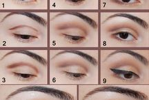 ** How Can I Apply best Eyeliner? ** / Make-up is important for most of women. I think, eyeliner is the most important part :) #makeup #eyeliner #beauty #eyes #health #trend #fashion