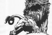 lion é