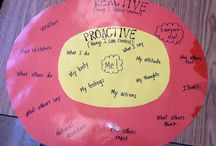 Be Proactive / by Michelle Rice