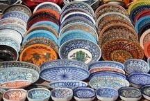 Tunisk keramik