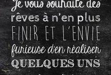 Citations / Texte...