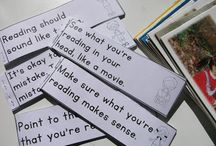 Reading and word work