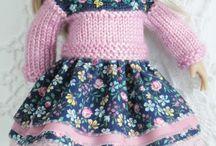 Bábiky odev