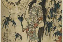 Yokai / Japanese folklore