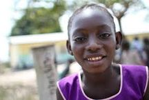 One Girl / We rise by lifting other... Let help this wonderful organization to provide education to one girl in need at the time.