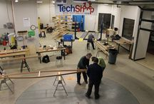The Maker Space Dividend / Open Spaces to Create, Innovate,and Manufacture