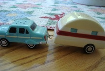 Salt and Pepper Shakers / by Shelby Kern
