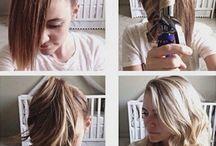 Hair ideas / Quick hair ideas