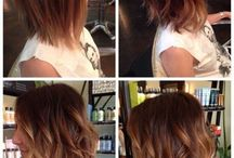 střihy vlasy