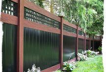 Fences / Cool fence ideas for 1 Myrtle