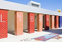 Brickwork / We are a design-focused building consultancy, based in Melbourne, Australia. We are passionate about quality residential design. We collect 20th Century chairs. We champion mid century modern architecture with an irregular blog. Follow us on https://www.facebook.com/SecretDesignStudio or twitter @Secret_Design. www.secretdesignstudio.com / by Secret Design