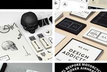 Branding - Boards & Infographs