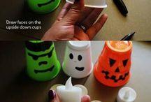 Halloween dekor / DIY