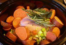 Crock-pot & ONE pot meals