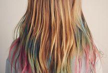 Hair Chalks ♡ / by GLAMOUR Magazine UK