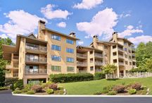 The Highlands Condominiums / Highlands Condominiums near Ober Gatlinburg offer luxury resort vacation rentals with 1-3 bedrooms for up to 8 people. Every condo offers a fireplace, full kitchen, private balcony and a fantastic view of the Great Smoky Mountains!