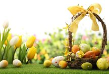 Easter traditions / European traditional habits and celebrations