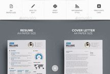 Amazing Resumes for Job Seekers / You have to be different! Step out from the Crowd! Resume's Collection for Job Seekers