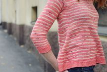 Knitting patterns / My favorite knitting patterns from other designers.