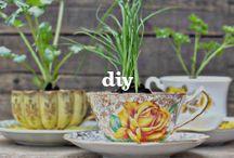 DIY / by DAVIDsTEA