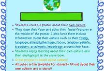 Social Studies/Elementary / Elementary ideas for classroom teachers that make social studies fun for students.