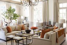 Cherry Lane: Living Room