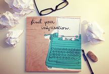 Nothing but about writing / Motivations and inspirations for authors & writers