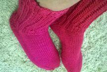 Neulonta /Knitting