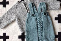 strikka klær