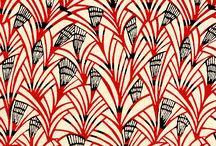 Patterns / Fabrics