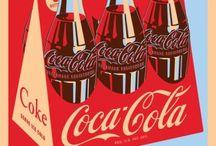 Coca-Cola / by Alicia Pérez-Almazán Reverte