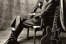 Great blues musicians