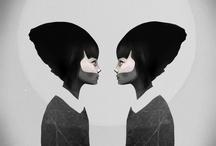 THE ARTWORK / Original art by creative souls / by Marrisa Widyanti