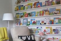 Fun Sun Room / Our reading, card playing breakfast room in the morning sunshine