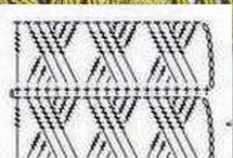 cable crochet stitch