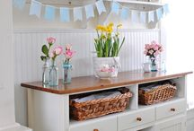 Spring and Summer Decor / by Corrie Henderson