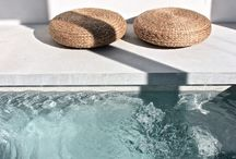 Inspirations . Pools & Fountains