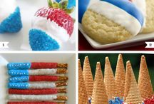 party treat ideas! / by Brandy John Pickell