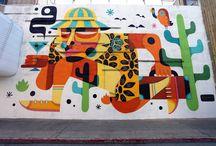 World of Urban Art : RUBEN SANCHEZ  [Spain]