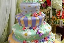 Wedding Cakes and Food ideas / Food and Drink ideas for your wedding / by Alice In Weddingland
