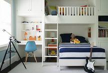 Desk / Alex's Room