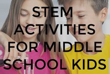 STEM Activities for Middle Schoolers
