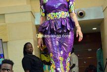 Mode africaine bazins